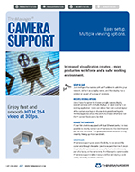 datasheet for ip camera support