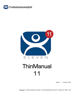 ThinManager Manuals and Guides | ThinManager ®